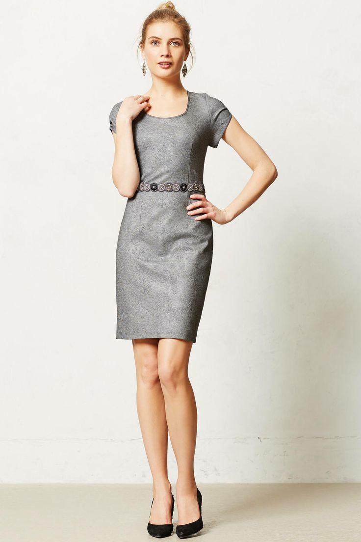 Janey Pencil Dress - anthropologie.com