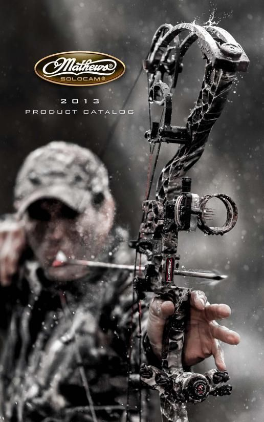 Mathews --- there's never been a better bow!