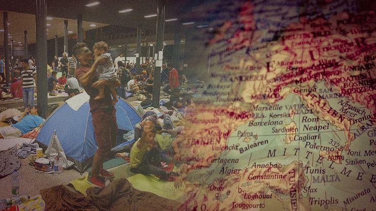Europa hace frente a un enorme flujo de personas que busca refugio en territorio de la Unión Europea huyendo de países en guerra. Más de 400.000 personas han solicitado asilo en países comunitarios  desde el enero de 2015. ¿Cuáles son los países más afectados por la oleada de inmigrantes? ¿Qué países acogen mayor número de refugiados?