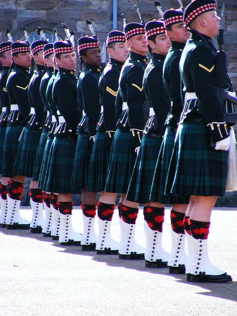 42nd Regiment of Foot, 3SCOTS, the Royal Black Watch. Proud soldiers with a proud history behind them. British soldiers.