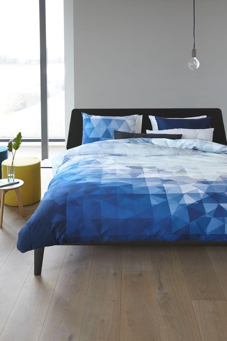 Fragment Blue - Bettwäschekollektion Herbst 2015 #aupingde #bett #bed #bettwäsche #bedlinen #schlafzimmer #bedroom #boxspringbett #boxspring