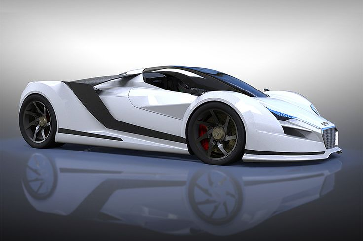 Audi R10 Concept: please for once produce the concept as it is here.