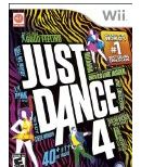 Amazon: Just Dance 4 Video Game (Wii, Xbox360, or PS3) – ONLY $19.99!