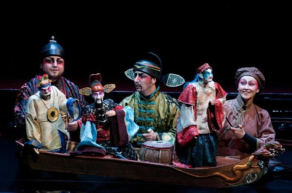 Opéra de Lyon : Spectacles Opéra : Le Rossignol et autres fables - Opéra de Lyon, Opéra, Spectacles, sortir à Lyon (69)