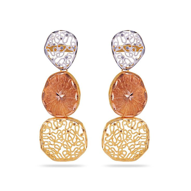Buy Joyalukkas Zenina Collection 22K Yellow Gold Earrings Online at Low Prices in India | Amazon Jewellery Store - Amazon.in