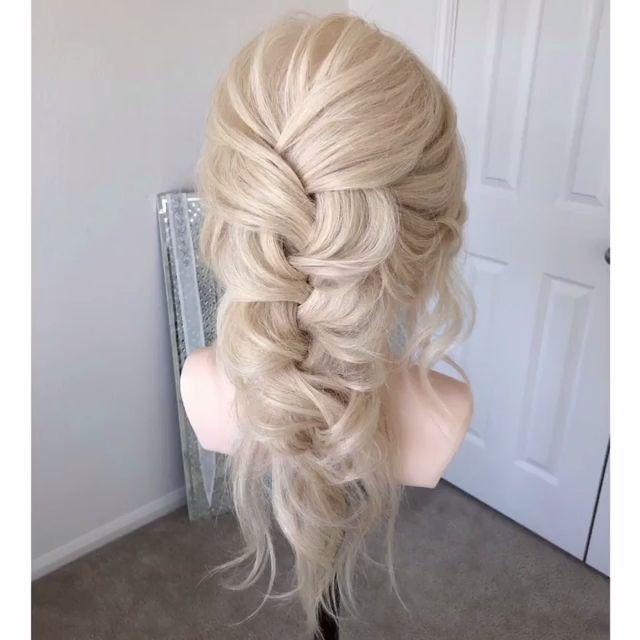 46 Glam Updo Ideas For Long Hair!