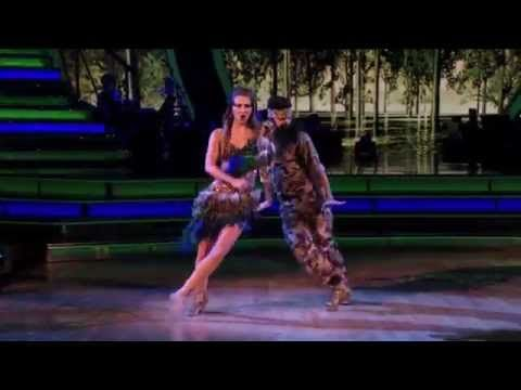 Sadie Robertson Dancing With The Stars - Duck Dynasty Love love loved this dance!!