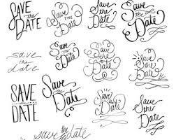 Αποτέλεσμα εικόνας για scrapbooking wedding save the date