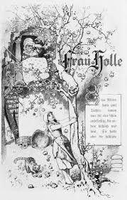 Brothers Grimm stories ~ Kinder und Hausmärchen (Children's and Household Stories) with illustrations by Hermann Vogel