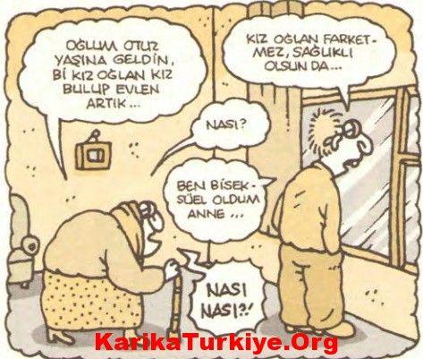 KarikaTürkiye.Org » İnternet Aleminin En Komik Sitesi