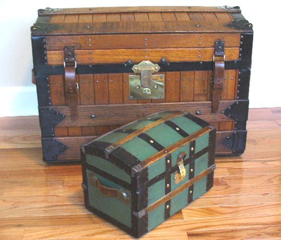 250 best vintage trunks images on Pinterest | Vintage trunks ...