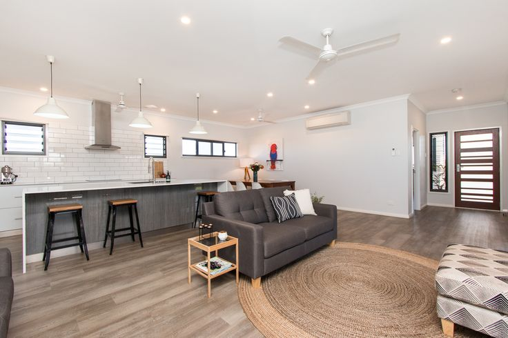 THE CASCADE LIVING CONNOLLY HOMES BROOME BUILDER