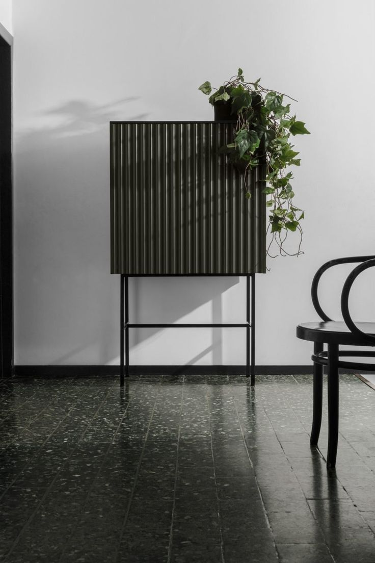 """Dominating Afteroom's sideboard is the straight lines that are a fundamental element of classical interior design,"" said Reform.    ""The graceful and elegant lines on the sideboard allow it to be easily integrated into any room and simply matched with other furniture for a look that is clean and uncluttered."""