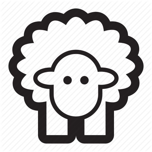 7 best icons images on Pinterest | Sheep, Lamb and Drawing