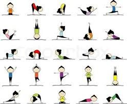 seed pose yoga  google search with images  yoga poses