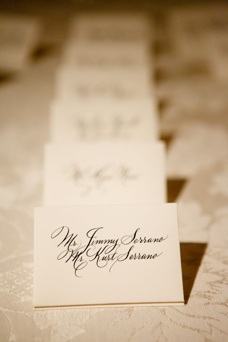 78 Best Wedding Place Cards Images On Pinterest Wedding Place