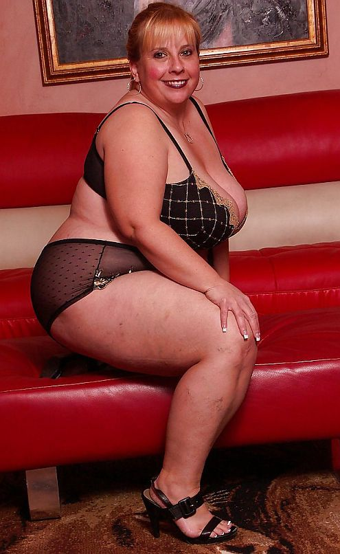 porn Fat woman