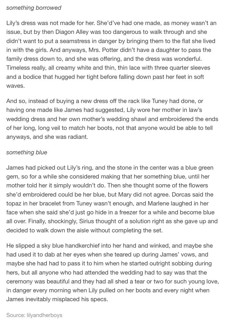 Lily and the wedding day part 2/2
