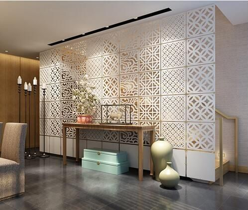 Best SEPARATION Images On Pinterest Room Dividers Island - Decorative room dividers plastic pipes modern interior design ideas
