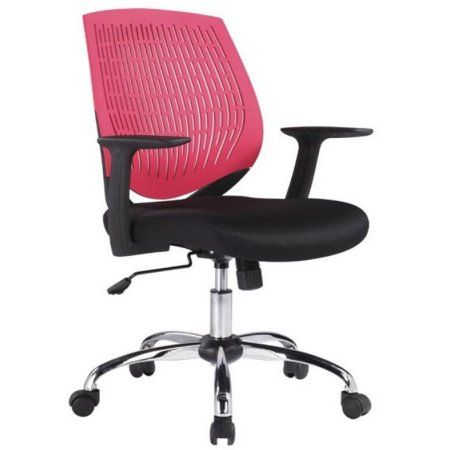 Prime Black and Red Office Chair