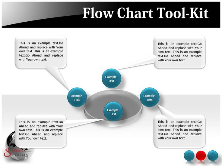 # Flowchart PowerPoint Background