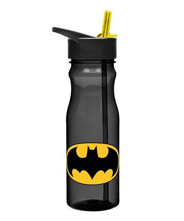 Look what I found on #zulily! Batman 25-Oz. Tritan Water Bottle #zulilyfinds