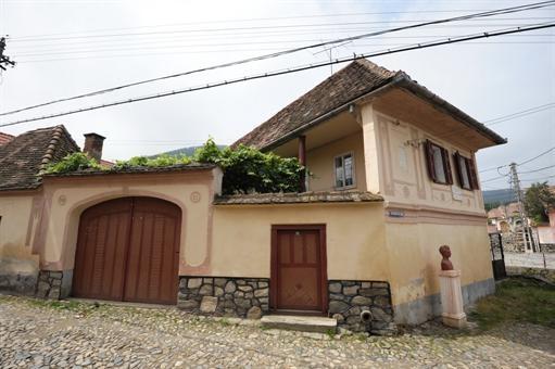 Casa memorială Emil Cioran in Rășinari.