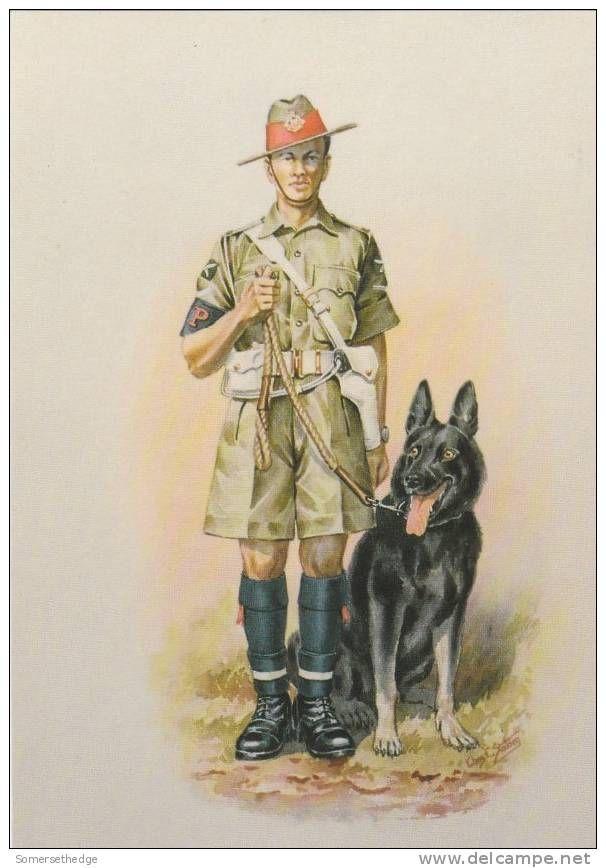 british gurkha's uniforms