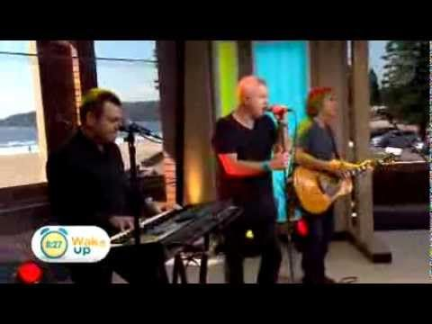 ▶ Daryl Braithwaite Performs 'Not Too Late' - YouTube