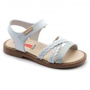 Sandalias de niñas Pablosky con un acabado perfecto, ahora en rebajas por sólo 28,90 euros