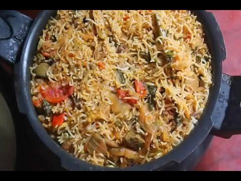 YUMMY TUMMY: Pressure Cooker Mutton Biryani Recipe - VIDEO RECIPE