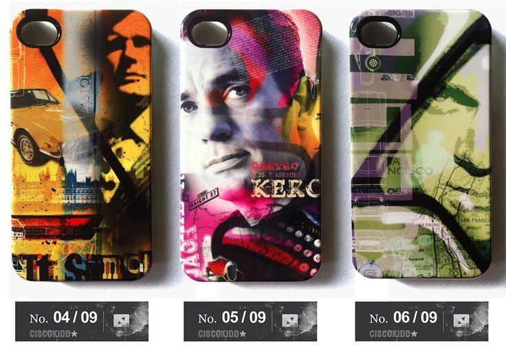 série trés limitée 9 coques iphone 4 uniques signées