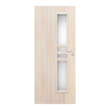 Drzwi pokojowe Wera 90 lewe jasna akacja