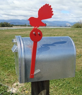 15 Best Images About Mailboxes On Pinterest