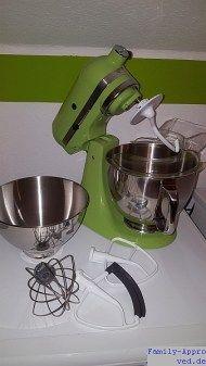 Fleißiger und gut durchdachter Helfer in der Küche. https://family-approved.de/fleissiger-kuechenhelfer-kitchenaid-artisan