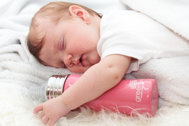 Eco-friendly baby bottles