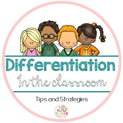 "differentiation in the classroom Differentiation refers to a wide variety of teaching techniques and lesson adaptations that educators use to instruct a diverse group of students, with diverse learning needs, in the same course, classroom, or learning environment differentiation is commonly used in ""heterogeneous grouping""—an."