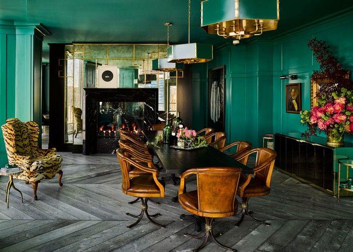 Top Interior Designers - KEN FULK Interior Design Projects | #bocadolobo #top100 #interiordesigners #interiordesign #luxuryfurniture