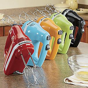 Small Kitchen Appliances - kitchen aid hand mixer Seventh Avenue ®