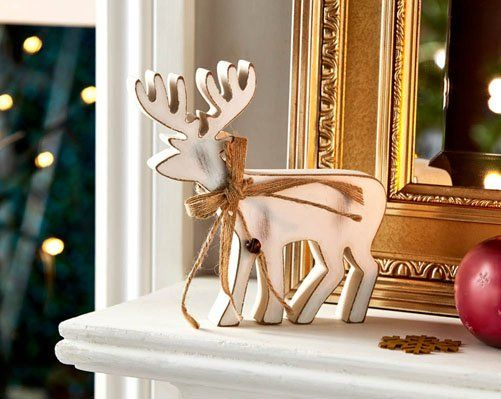 "Di's Home Decor on Twitter: ""Woodlands Reindeer £6.00 #Christmas #ChristmasDecoration #xmas #xmasdecoration #decorations #wineoclock #mumsinbiz #homedecoration #buynow https://t.co/s19GVJ4Eaa"""