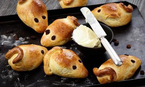 Hefe-Mäuse ! ❤ Tierisches Rezept für die Kleinen und die Großen