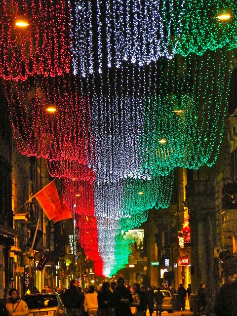 Christmas in Rome- I was there two wks before Christmas. .it was so nice