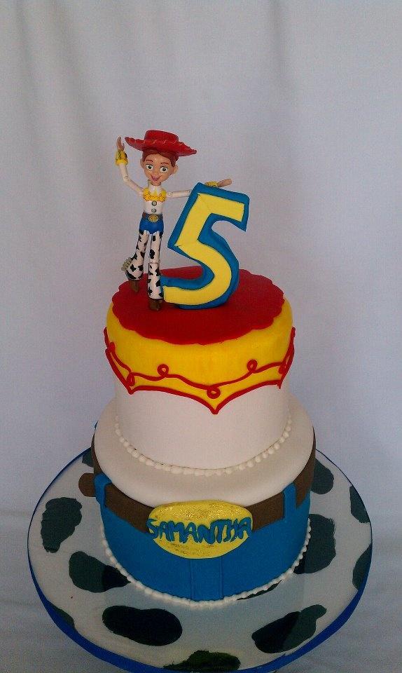 Jesse/ Toy Story Cake