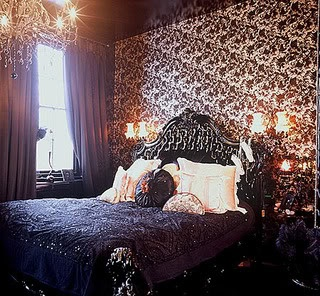 Gothic Bedroom Decor Google Search