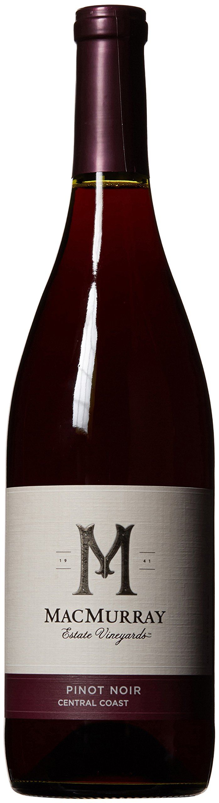 2014 MacMurray Estate Vineyards Central Coast Pinot Noir 750mL at Amazon's Wine Store | @giftryapp