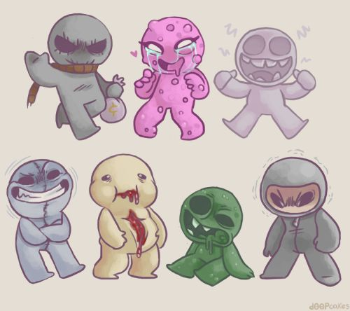 360 Best Images About The Binding Of Isaac On Pinterest