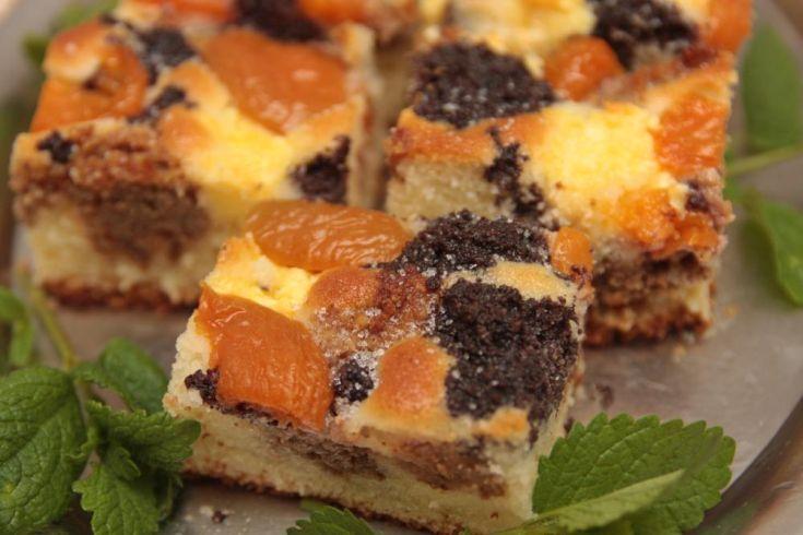 Kopčekový koláč