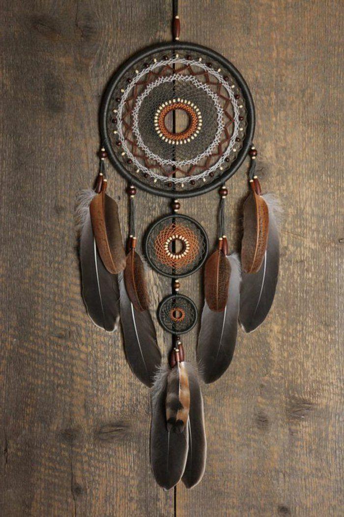 ▷ 1001+ Ideen für Traumfänger basteln – erfahren Sie mehr über die indianische Tradition
