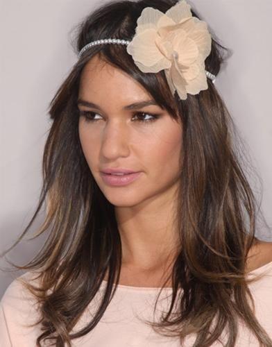flower Wreath to hair
