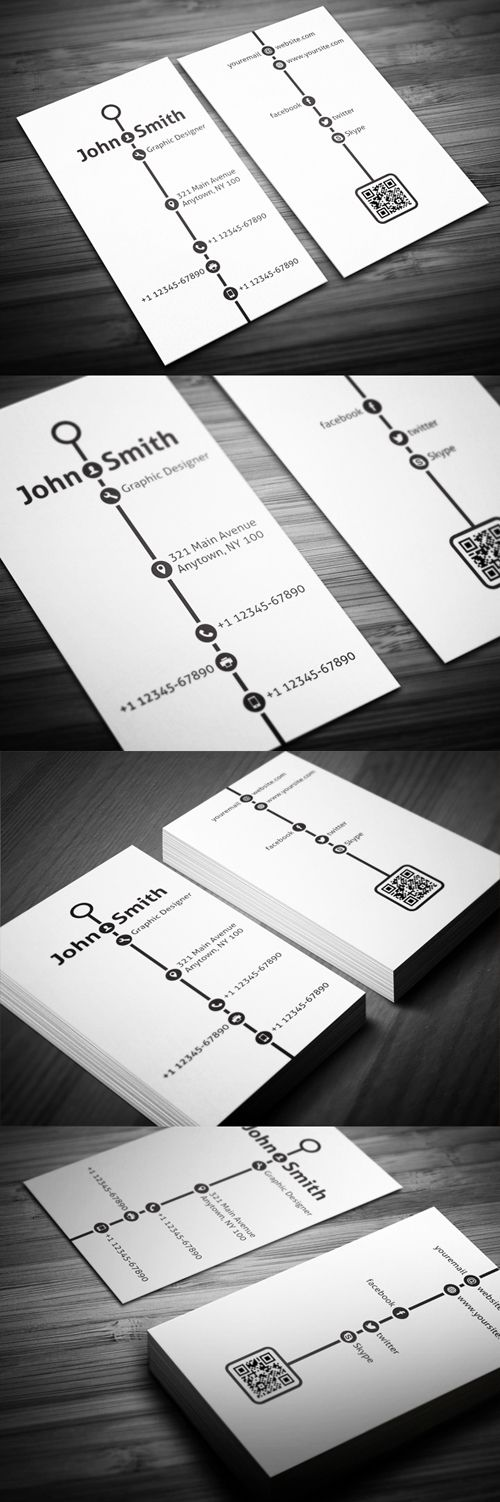 Business Card Templates (PSD) - 25